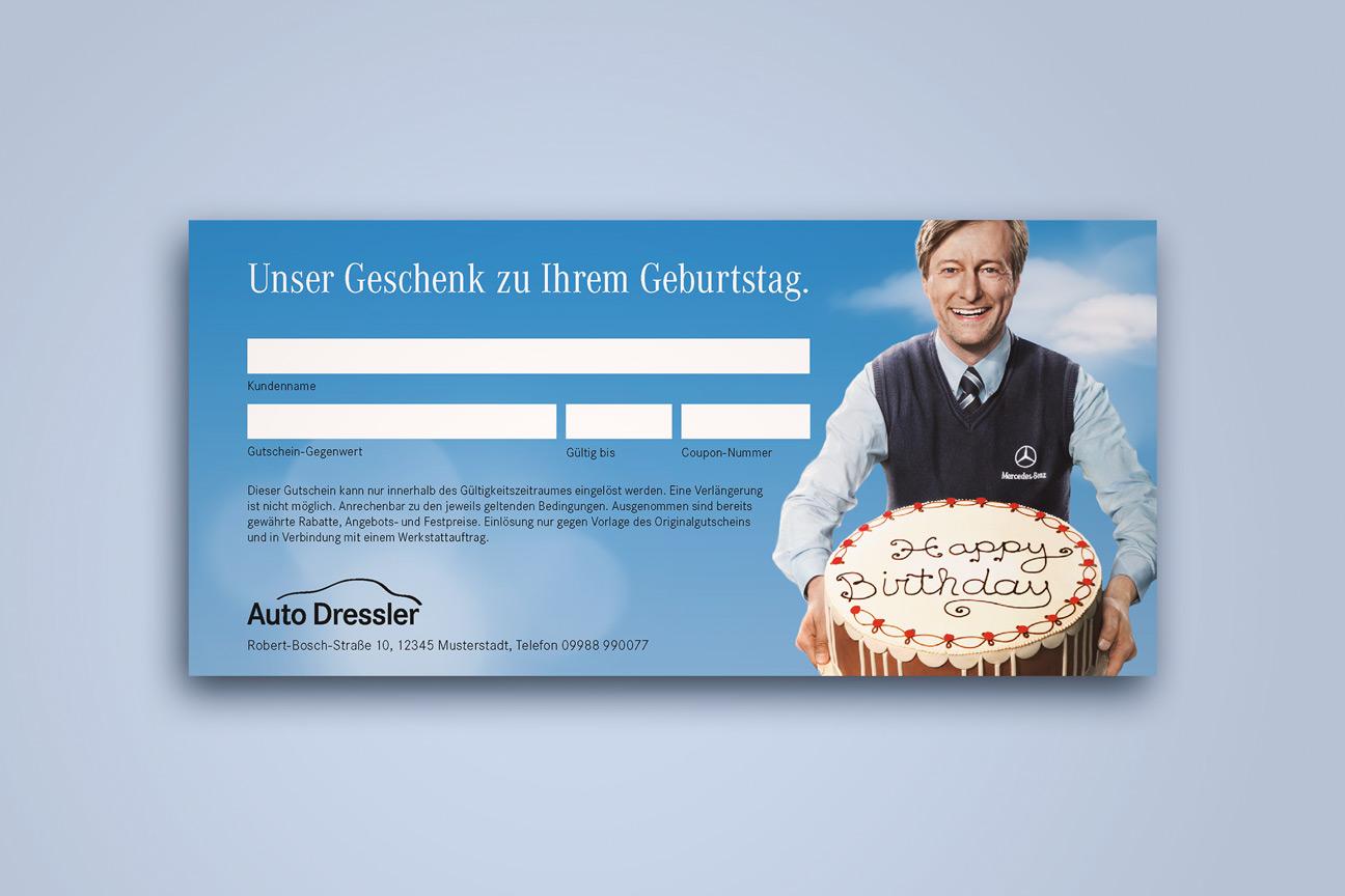 Kunden-Geburtstag